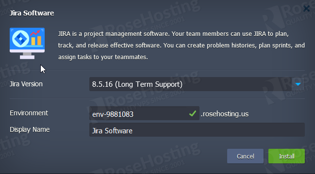 install jira software cloud