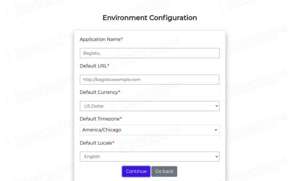 set up and configure bagisto ecommerce platform on ubuntu 20.04